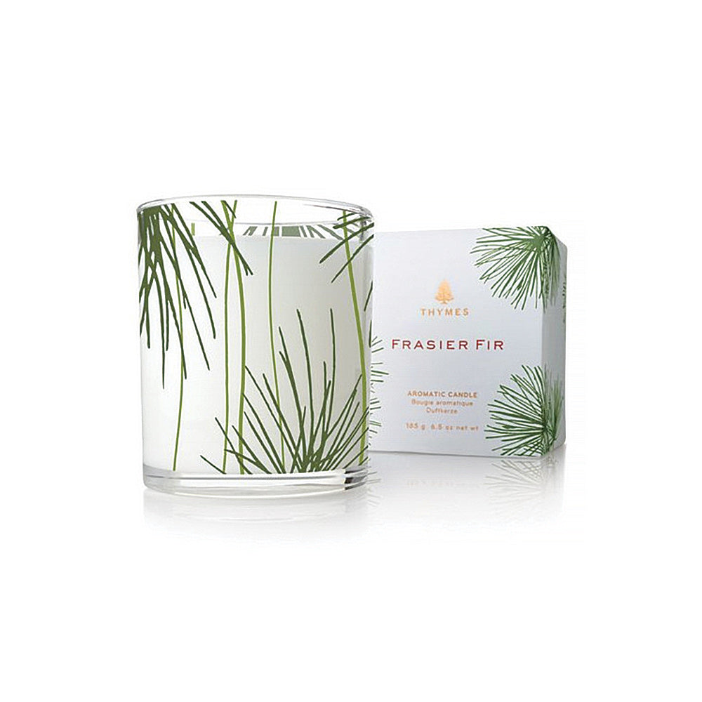 Frasier Fir Candle 6.5 oz Thymes - Foursided