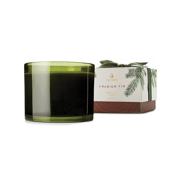 Frasier Fir Candle 17 oz Thymes - Foursided