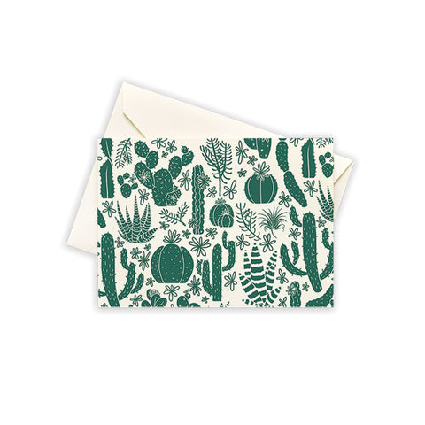 Cacti Notecard Set (10)
