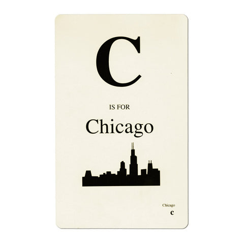Chicago Flashcard