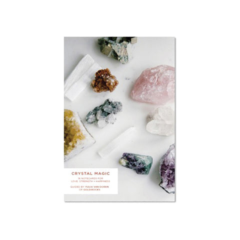 Crystal Magic Notecards