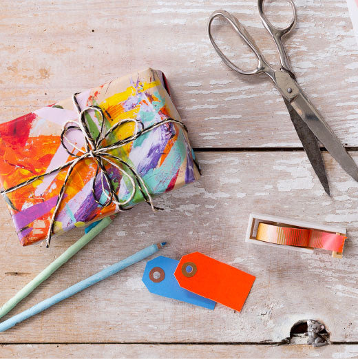 Gift Wrapping In House - Foursided