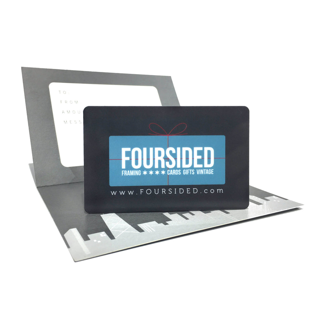 Foursided Gift Card - Foursided - Foursided