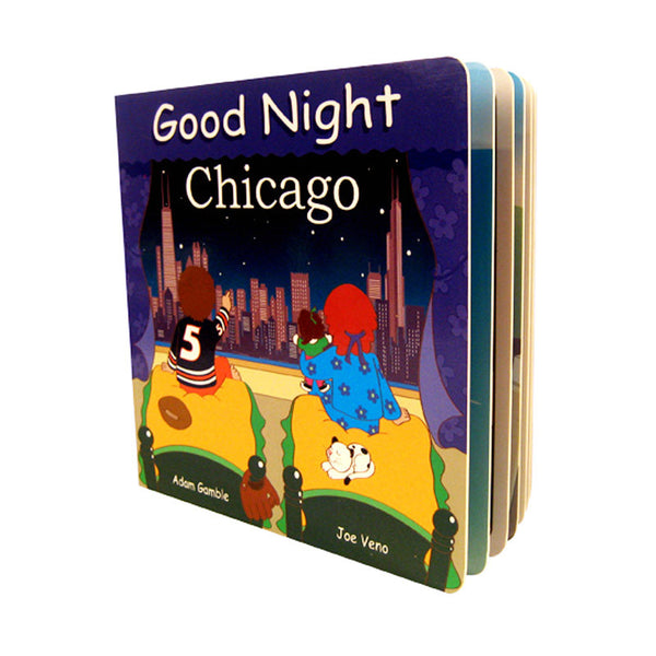 Good Night Chicago IPG - Foursided