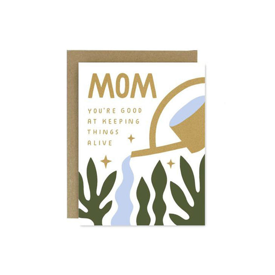 Mom Alive Card