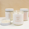 Luxe Chicago Soy Candle - Foursided - Crash Natural Soy Candles - 2