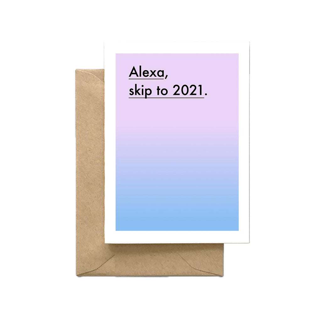 Alexa Skip to 2021 Card Spaghetti & Meatballs - Foursided