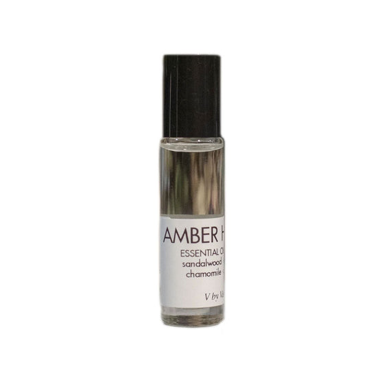 Amber Hearth Essential Oil Perfume