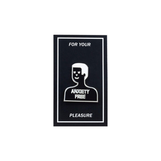 Anxiety Free Enamel Pin Elevator Teeth - Foursided
