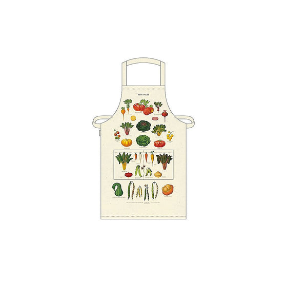 Vintage Apron (multiple styles) Cavallini - Foursided