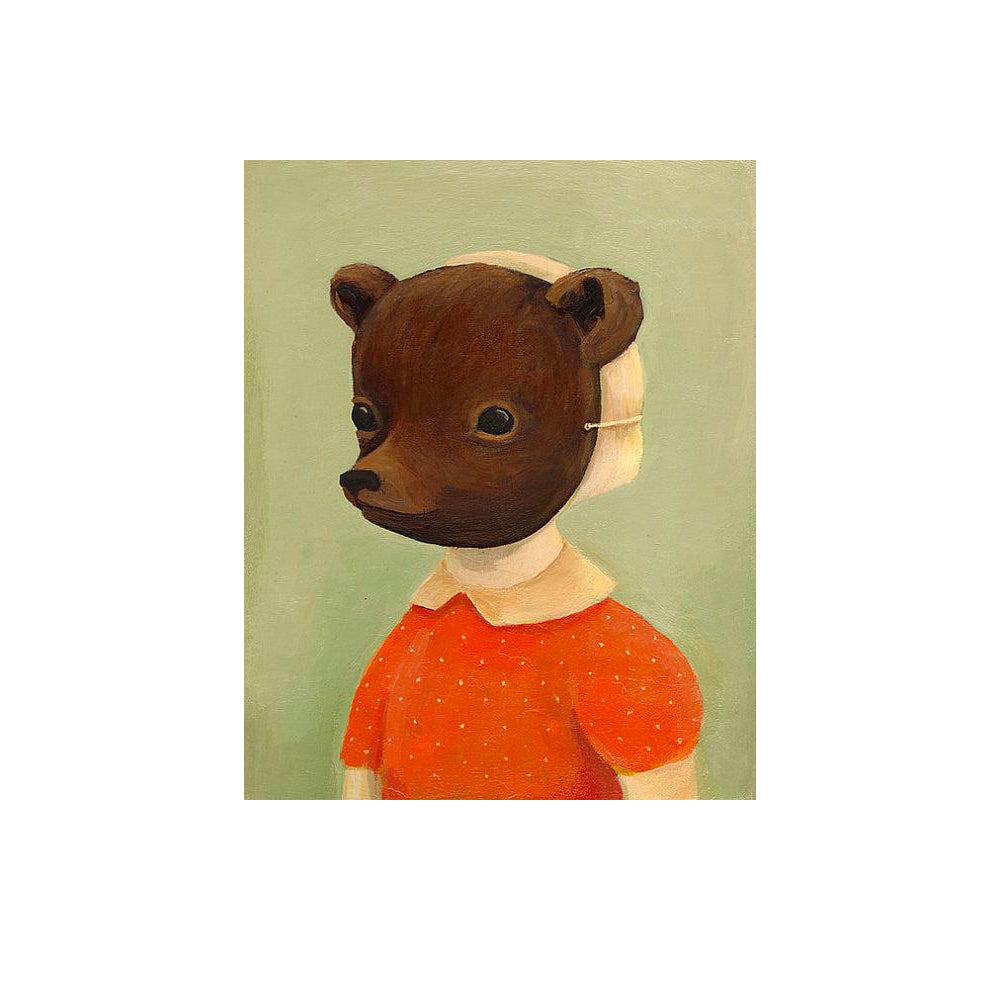 Bear Disguise Print Buy Olympia - Foursided