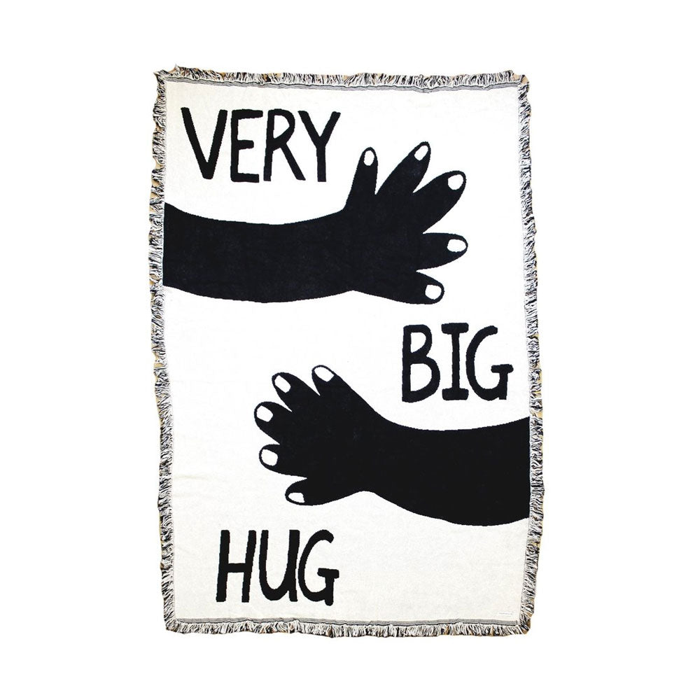 Very Big Hug Blanket Calhoun & Co - Foursided
