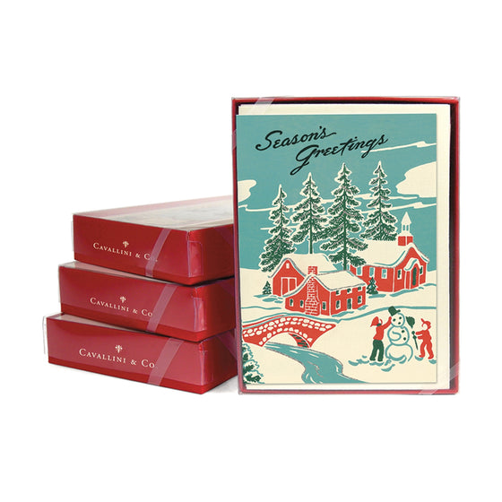 Winter Wonderland Boxed Holiday Cards