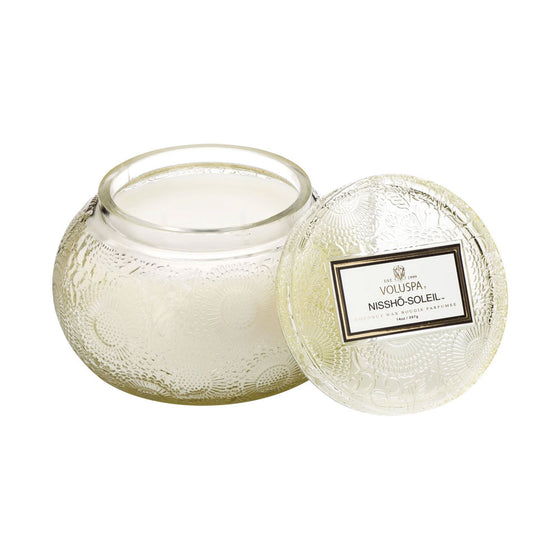 Chawan Bowl Candle (multiple scents) Voluspa - Foursided