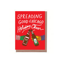 City Christmas Beer Card Set (8)