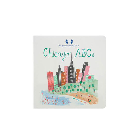 Mr. Boddington's Studio: Chicago ABCs Penguin - Foursided