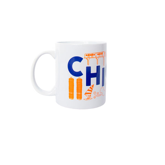Chicago Icons Mug