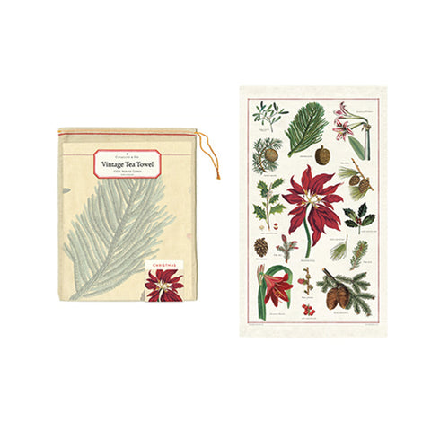 Christmas Tea Towel (various styles)