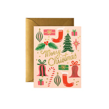 Deck the Halls Card Set (8)