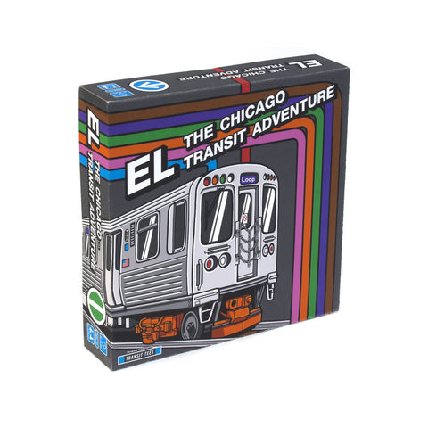 El: The Chicago Transit Adventure Board Game