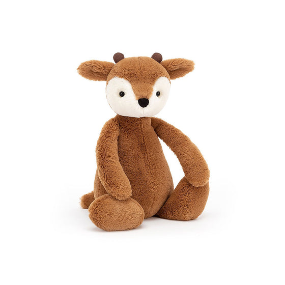 Small Bashful Fawn Jellycat - Foursided