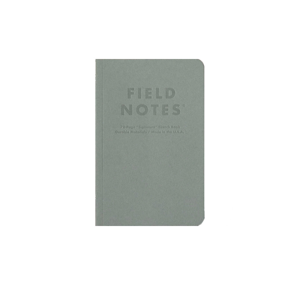 Field Notes Signature Sketchbook Field Notes - Foursided