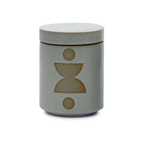 Ceramic Form Candle (Multiple Scents)