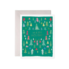 Fun Forest Holiday Card