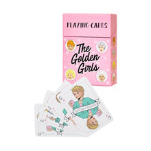 Golden Girls Playing Cards Penguin - Foursided