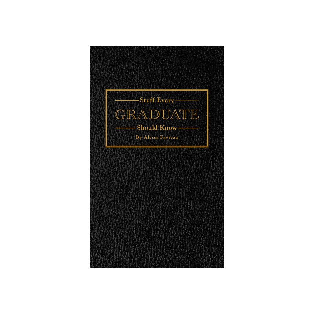 Stuff Every Graduate Should Know Penguin - Foursided