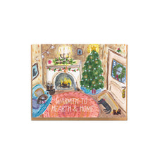 Hearth and Home Holiday Card