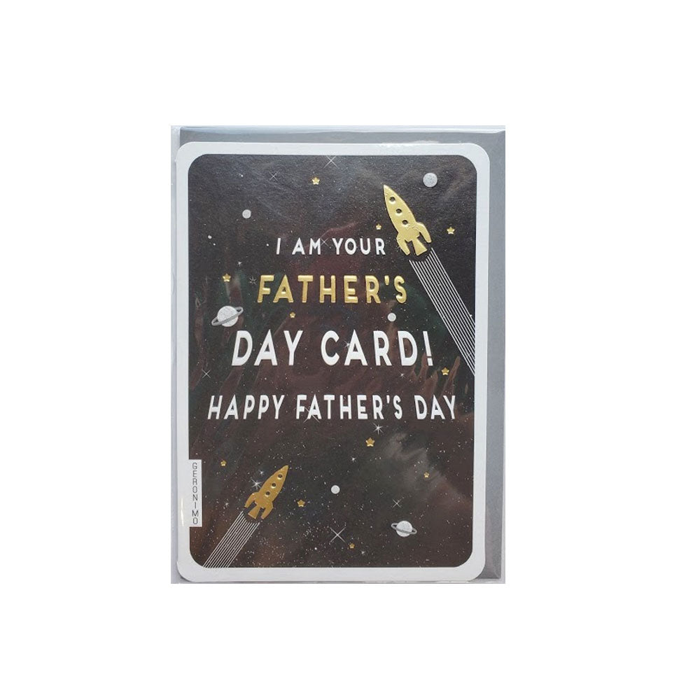 I Am Your Father's Day Card
