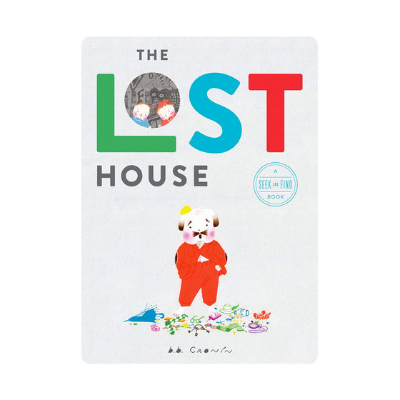 The Lost House: A Seek and Find Book Buy Olympia - Foursided