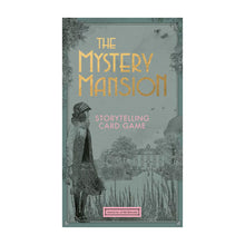 The Mystery Mansion: Storytelling Card Game Chronicle - Foursided