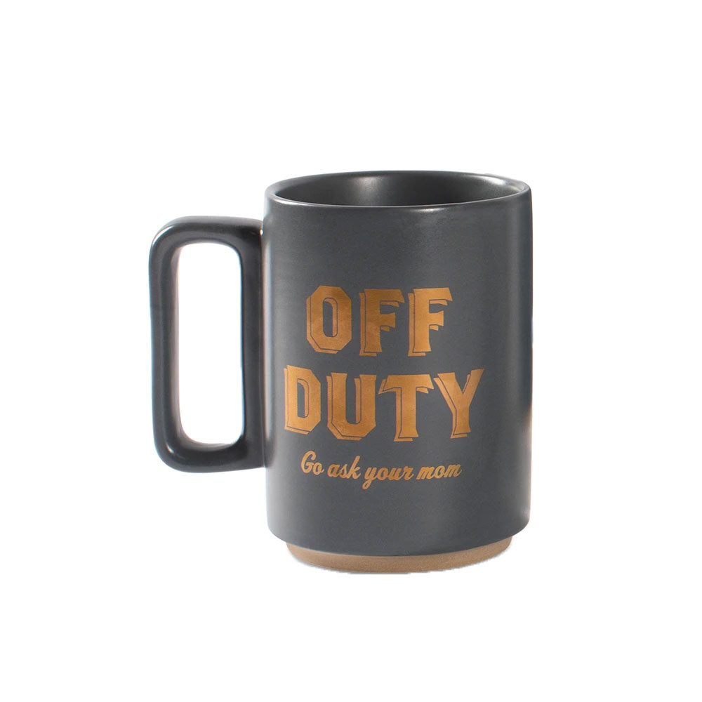 Dad's Off Duty Mug Fringe Studio - Foursided
