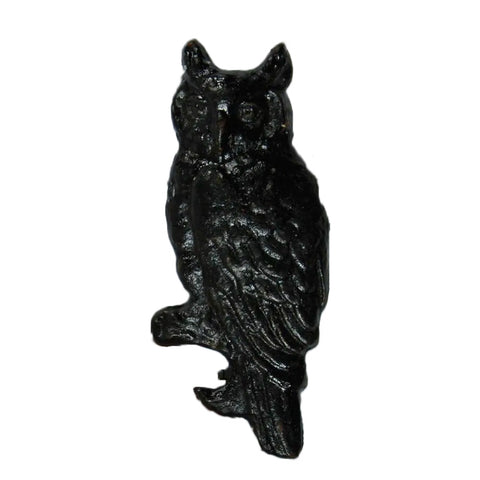 Cast-Iron Owl Bottle Opener