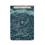 Set of Celestial Pocket Notebooks - Foursided - Cavallini - 2