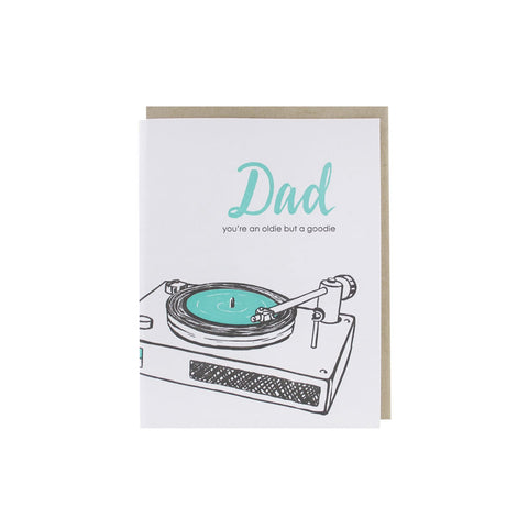 Record Player Father's Day