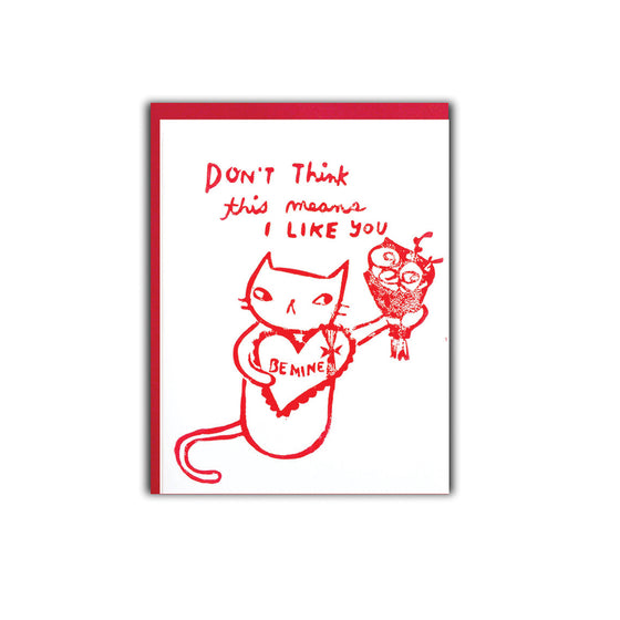 Reluctant Kitty Valentine