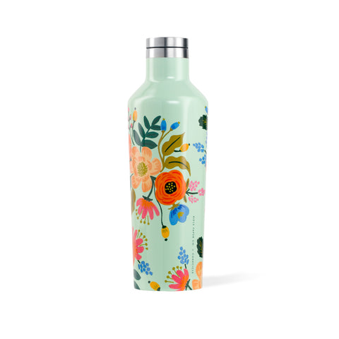 Lively Floral Mint Canteen