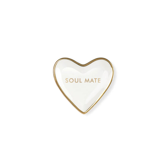 Soul Mate Mini Heart Tray