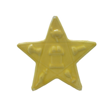 Vintage Yellow Star Planter