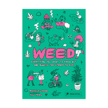 Weed Book Penguin - Foursided