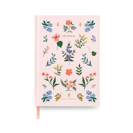 Wildwood Fabric Journal Rifle Paper Co. - Foursided