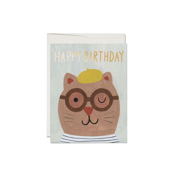 Lots of Cats Birthday Card
