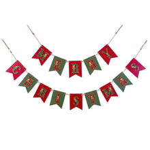 "Wood ""Merry Christmas"" Banner"