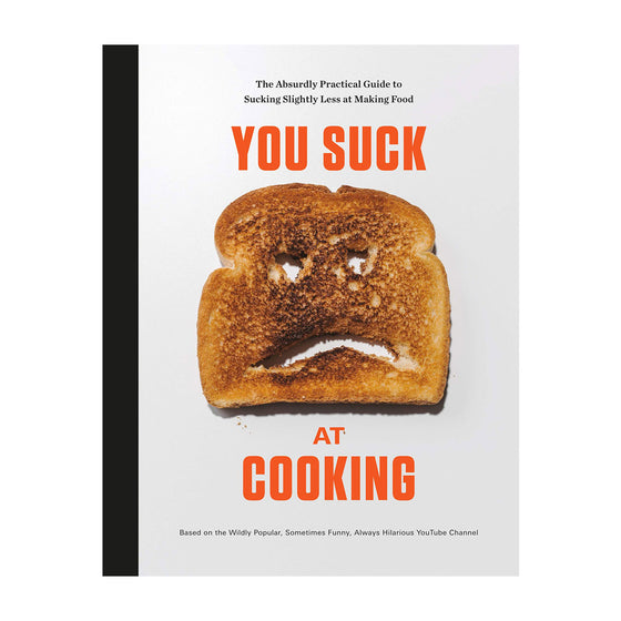 You Suck at Cooking: A Cookbook Penguin - Foursided