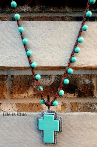 DELICATE BEADED TASSEL IN MINT