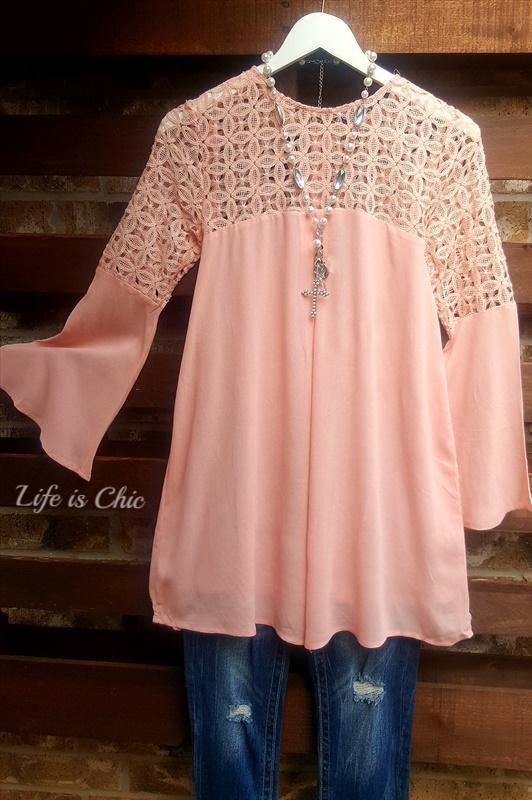 ALWAYS BE ADORABLE LACE DRESS DUSTY PINK - sale [product vendor] - Life is Chic Boutique