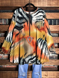 Magic Euphoria Multi-Color Tunic 1X 2X 3X